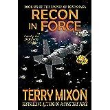 Recon in Force (Book 6 of The Empire of Bones Saga)