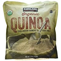 Kirkland Signature Organic Gluten-Free Quinoa From Andean Farmers To Your Table...