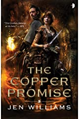 The Copper Promise (The Copper Cat Book 1) Kindle Edition