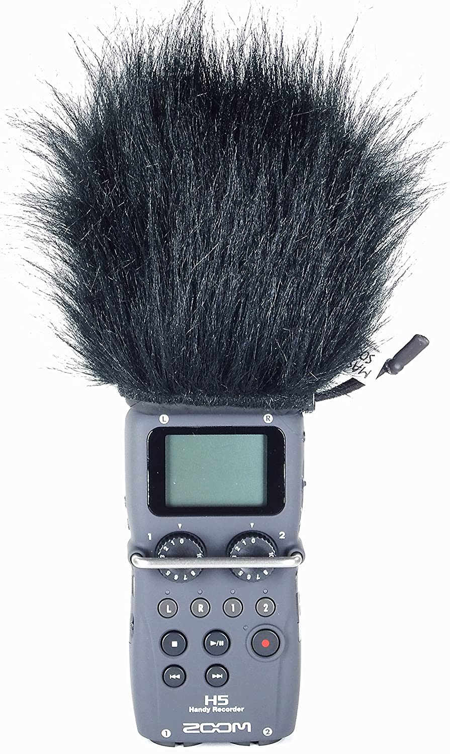 Master Sonido Outdoor Winds creen Muff for Recorders Zoom H5/and Zoom H6 Record in a High Quality. to Protect The Record from the Wind Made in the EU from Certified Easy to Put on Grabador de mano de alta quality and Reliable Materials