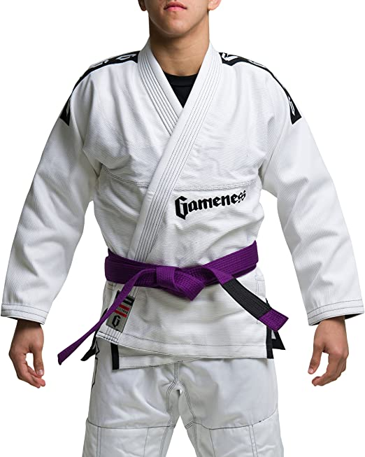Gameness Jiu Jitsu Pearl Gi