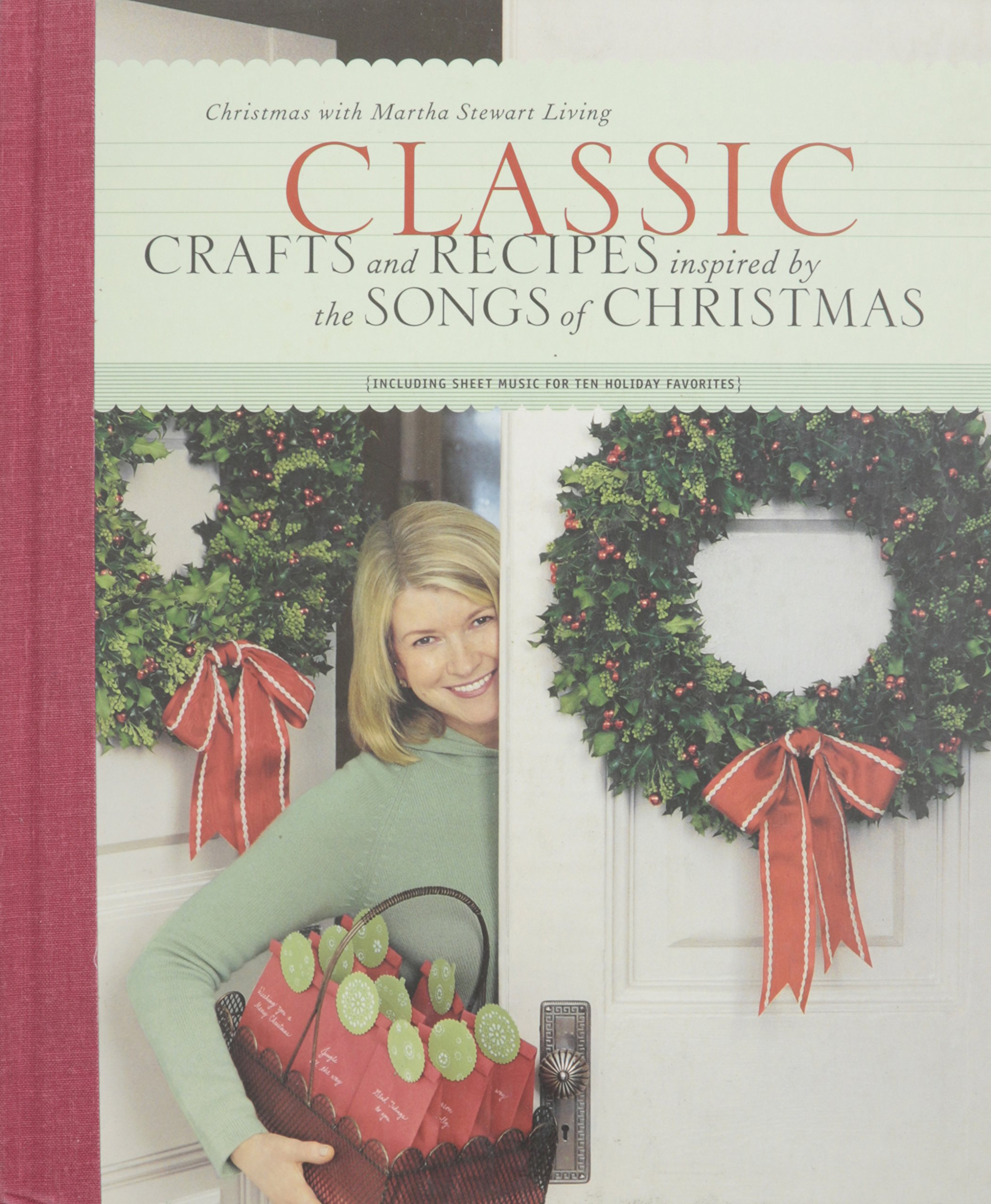 Read Online Classic Crafts and Recipes Inspired by the Songs of Christmas pdf epub