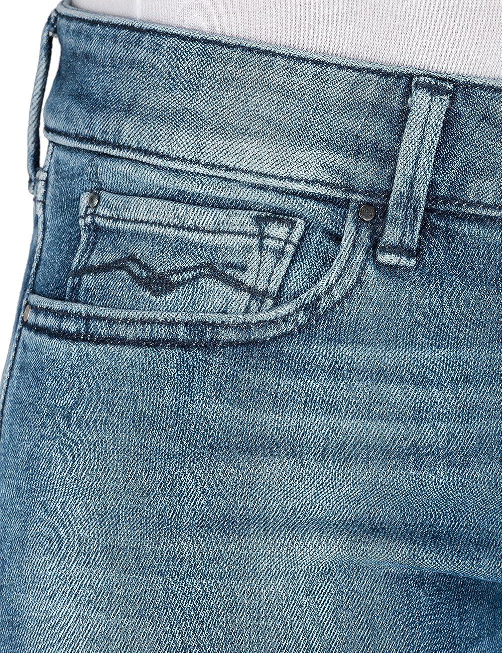 Jeans Skinny Donna REPLAY Luz