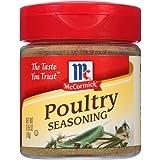 McCormick Poultry Seasoning, 0.65 oz