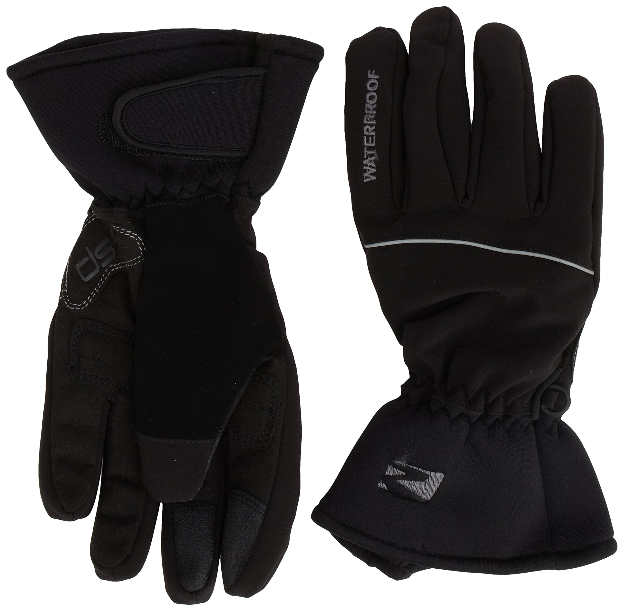 RSP Unisex Extreme Weather Glove Black Medium by RSP