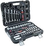 Connex COXBOH600068 - Caja de herramienta de alta calidad, 68 piezas