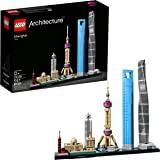 LEGO Architecture Shanghai 21039 Building Kit (597 Pieces)