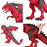 Liberty Imports Dino Planet Battery Operated