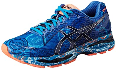 Running Asics RunNew 12 Nimbus Gel Nyc 18 And Shoes York Men's 8Nvn0wm