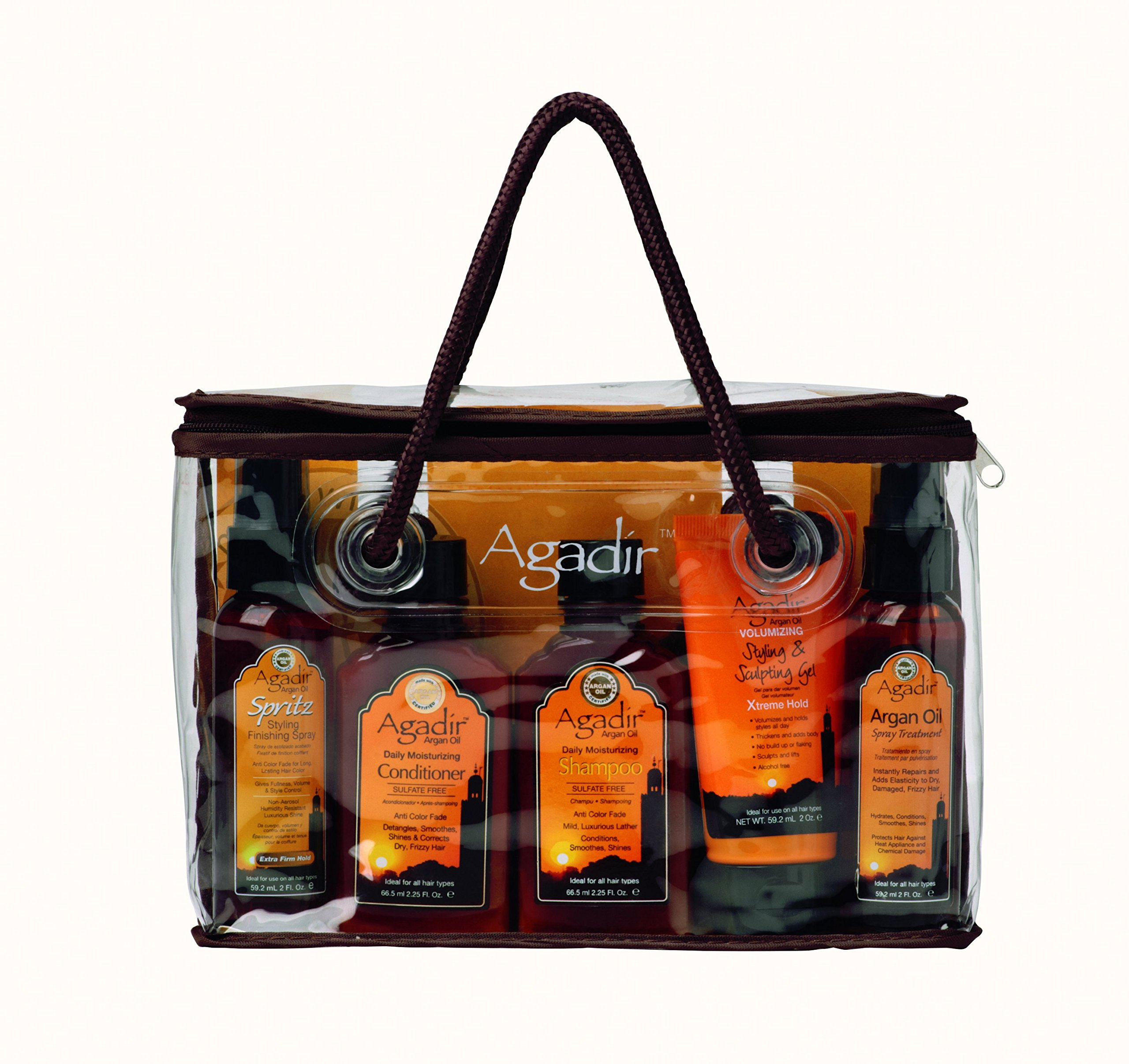 Agadir Argan Oil Travel Pack by Agadir Argan Oil