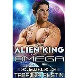 The Alien King Takes His Omega (Science Fiction Mpreg Non Shifter): Sci-Fi Mpreg Romance (Volardi Mpreg)