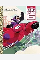 Big Hero 6 (Disney Big Hero 6) (Little Golden Book) Kindle Edition