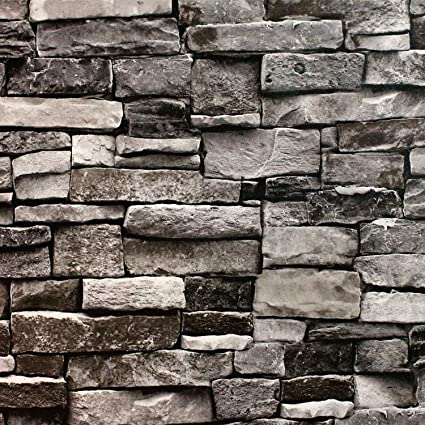 blooming wall faux 3d stone brick wall mural 3d wallpaper vinyl forunlock 10% savings