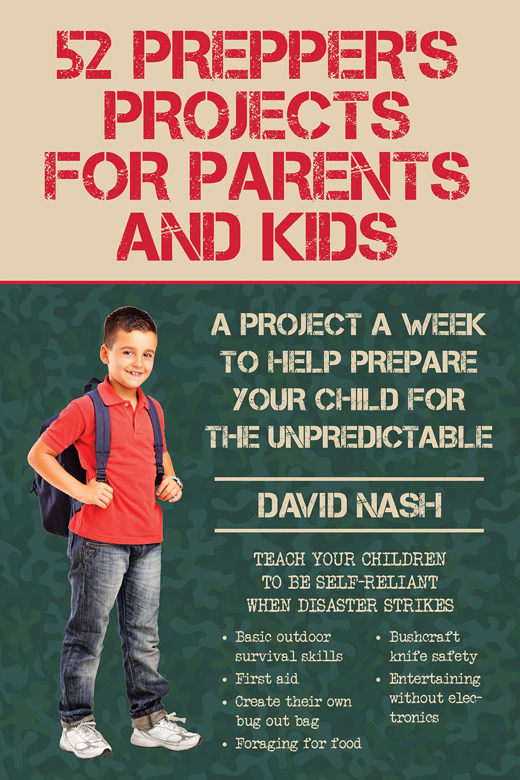 Preppers Projects Parents Kids Unpredictable product image