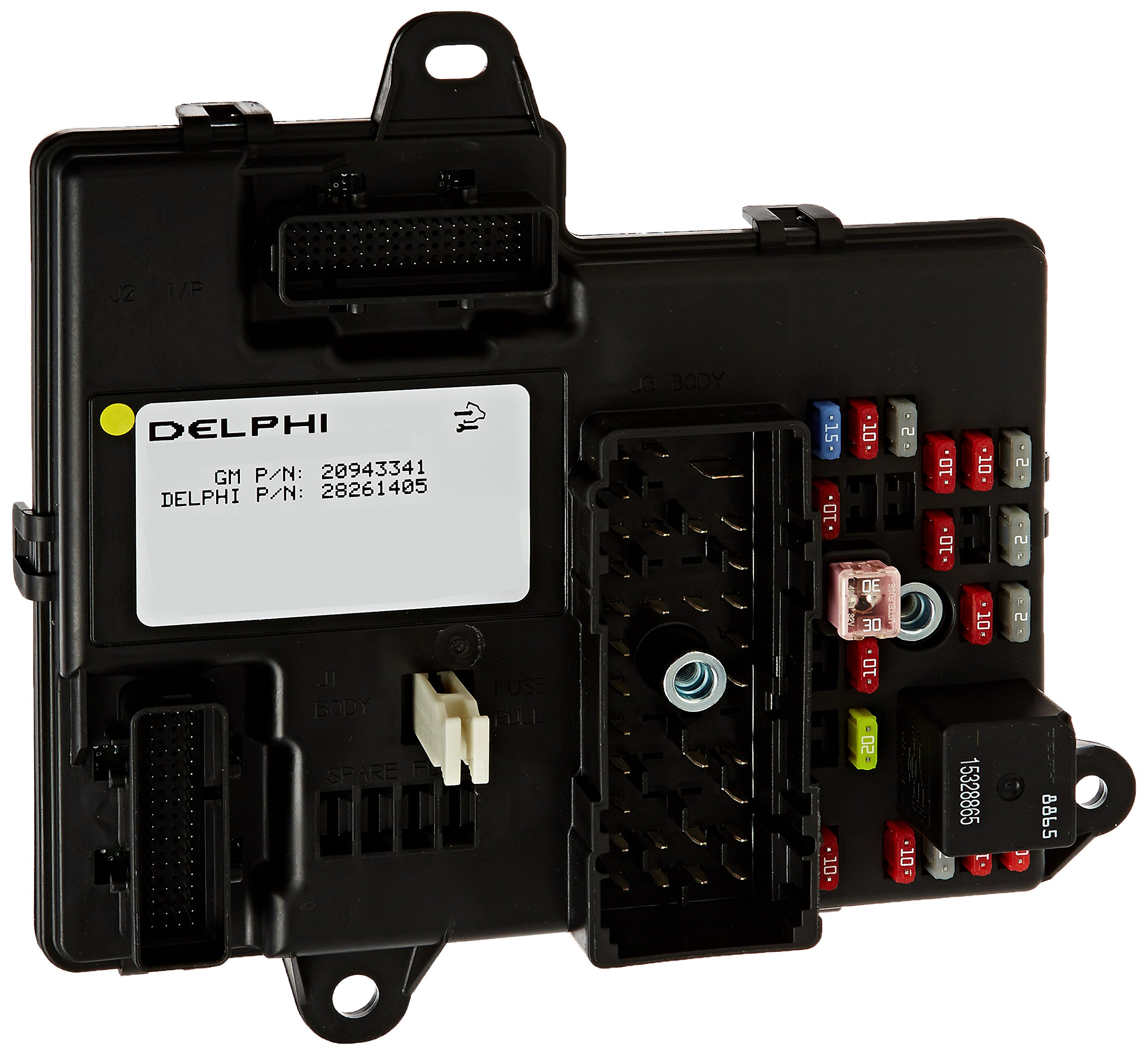 ACDelco 20943341 GM Original Equipment Body Control Module by ACDelco