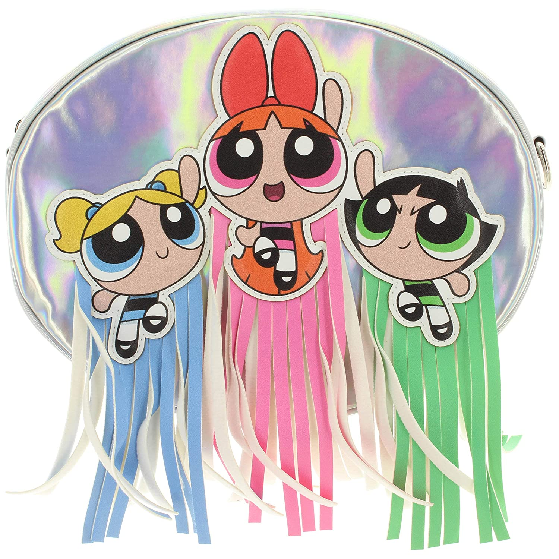The Powerpuff Girls Tassel Cross Body Bag