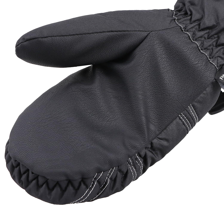 Womens leather ski gloves - Amazon Com Andorra Women S Winter Snow 3m Thinsulate Waterproof Outdoor Ski Mittens Sports Outdoors