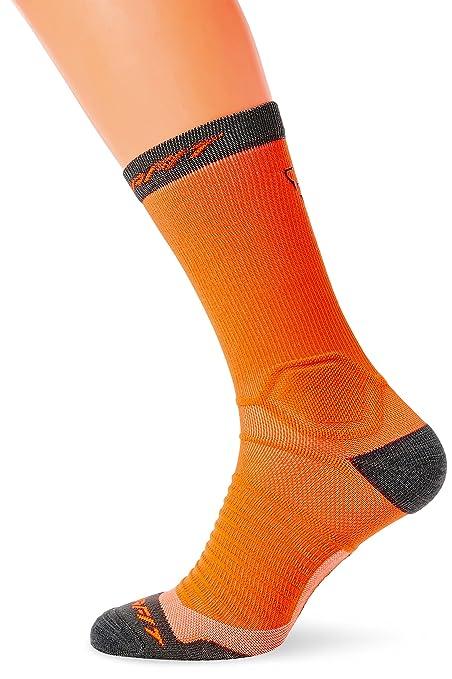 Dynafit Ultra Cushion SK, Calcetines para Hombre, Hombre, Ultra Cushion SK, Arancione