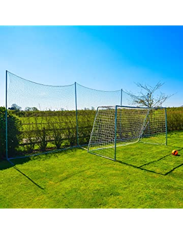2d3d334fda190 Stop That Ball Freestanding Ball Stop Net and Post System [5 Sizes]