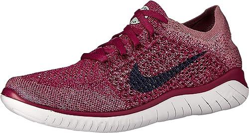 NIKE Wmns Free RN Flyknit 2018, Zapatillas de Atletismo para Mujer: Amazon.es: Zapatos y complementos