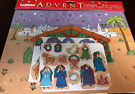 Amazon Com Best Value Religious Advent Calendar For Young People