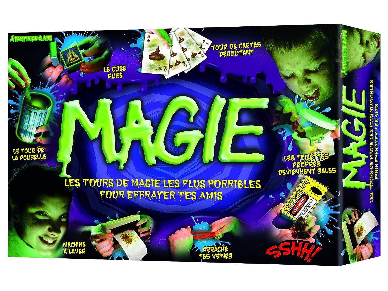 Smir Horrible Magie, 5701, Kit