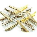 Pezzi/ pcs. 200 x Resistenze / Resistor SET 0.25W 4 x 50 pezzi/pcs. Resistenze(220 Ohm, 330 Ohm, 1K, 10K) #A760