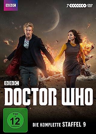 dr who season 7 dvd