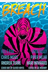 Breach - Issue #11: NZ and Australian SF, Horror and Dark Fantasy Kindle Edition