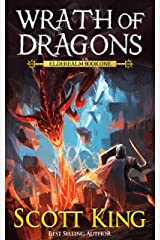 Wrath of Dragons (Elderealm Book 1) Kindle Edition