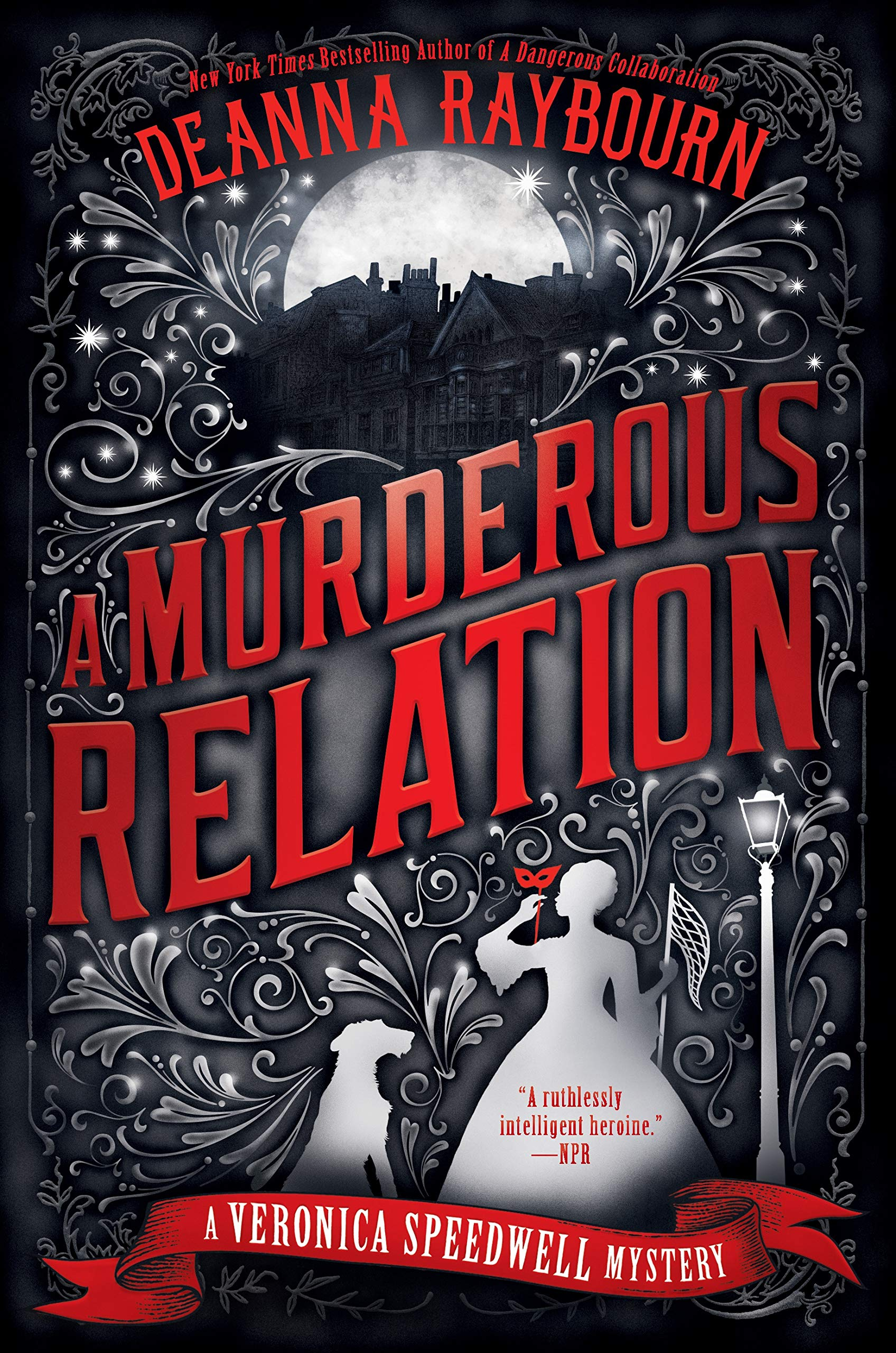 A Murderous Relation (A Veronica Speedwell Mystery)