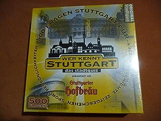 Fuge 55018 - Wer kennt Stuttgart? - [Importato da Germania]