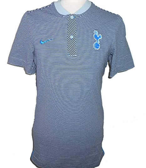 a8abb74bbaa231 Nike Tottenham Hotspur 2017 18 Grand Slam Polo Shirt - Medium   Amazon.co.uk  Clothing