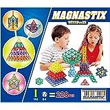 マグナスティックス® 【 算数 や 図形 脳 がグングン 育つ 】 3D マグネット パズル  (228ピース)