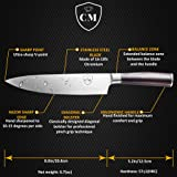 Sharp Chef Knife by Chef's Main, Chef knife 8