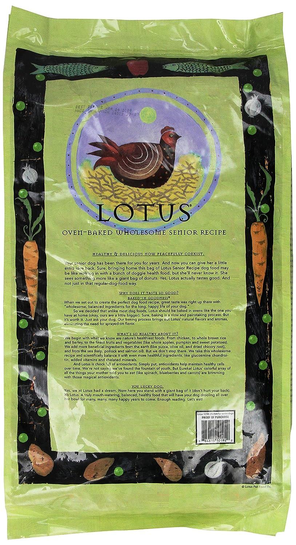 Lotus Dry Senior Dog Food