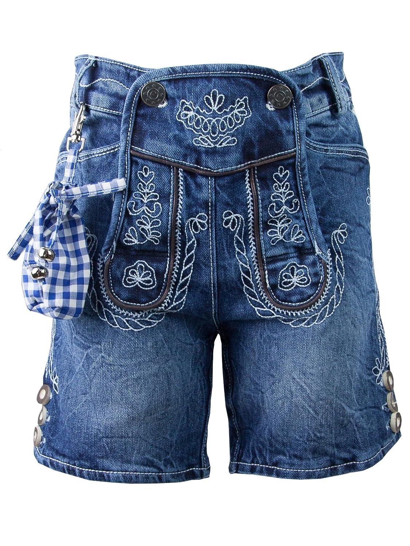 Lekra Kinder Jeans Short Cornelius