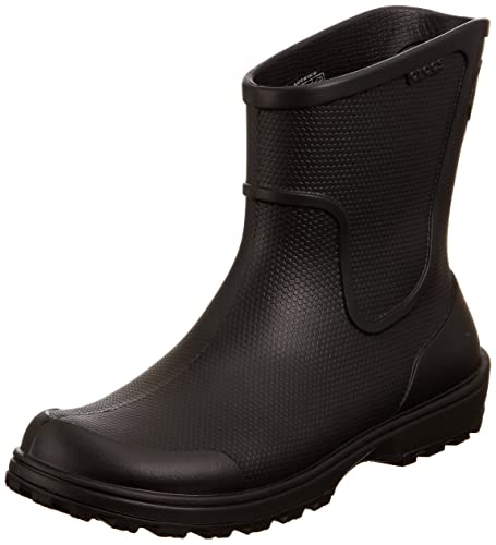 Crocs Crocs Work Wellie Rain Boot, Herren Gummistiefel