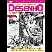 Guia Curso Básico de Desenho - Flores