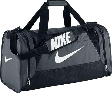 Querer Estación de policía camino  Nike Unisex Brasilia 6 Duffel Bag: Amazon.co.uk: Clothing