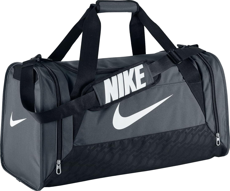 Nike Unisex Sporttasche Brasilia 6 grau 62 x 33 x 33 cm 68 Liter BA4829-074