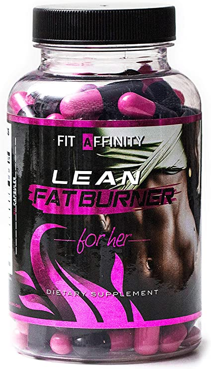 Amazon Com Fit Affinity Lean Fat Burner For Her Made For Women Best All Natural Weight Loss Pills Thermogenic Fat Loss Supplement Appetite Suppressant Diet Pills 45 Day Women want to gain muscle but continue making diet mistakes that prevent results. fit affinity lean fat burner for her made for women best all natural weight loss pills thermogenic fat loss supplement appetite suppressant