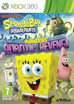 SpongeBob SquarePants Planktons Robotic Revenge PS4 PC Xbox360 PS3 Wii Nintendo Mac Linux