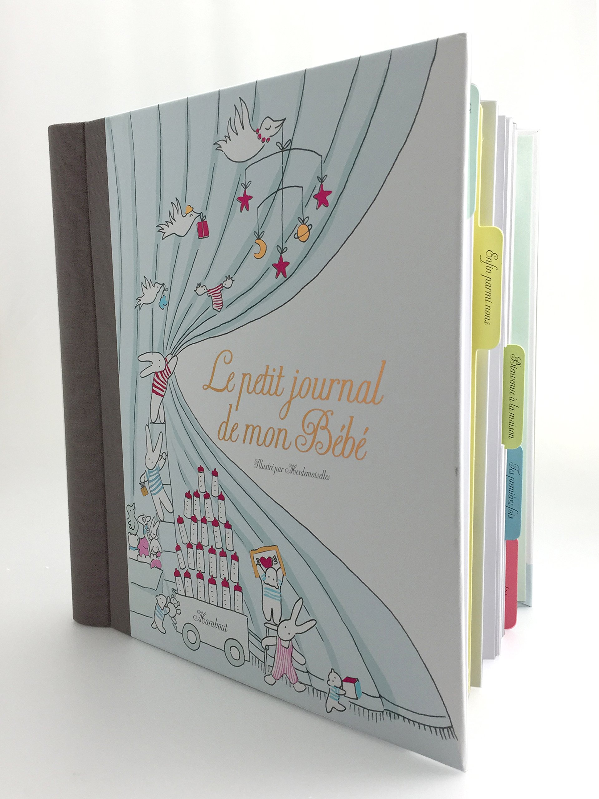 Le Petit Journal De Mon Bebe 9782501097048 Amazon Com Books
