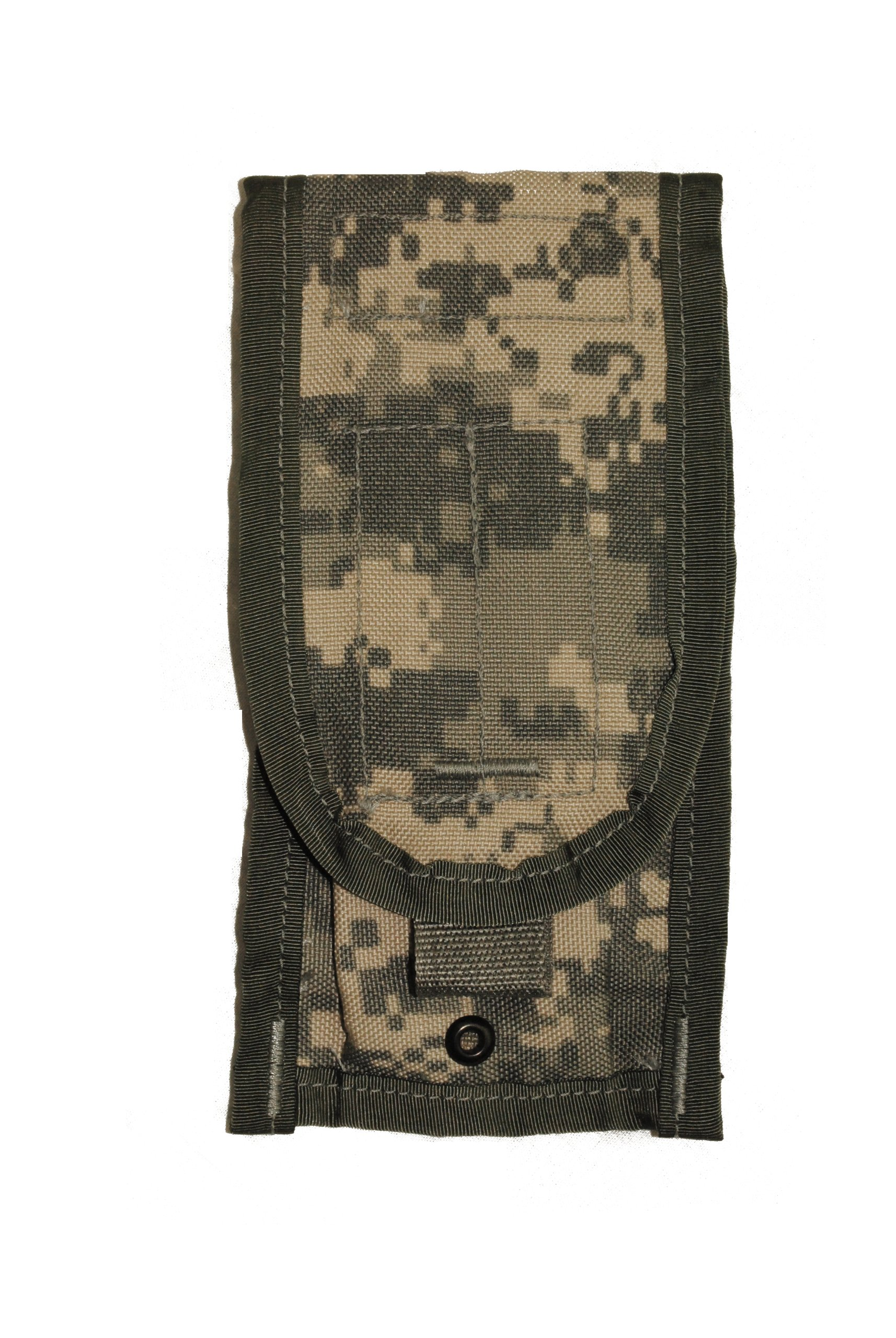 Genuine US Military GI M4 Double Mag Pouch Molle II AR15 M16 ACU Digital Camo Made In USA