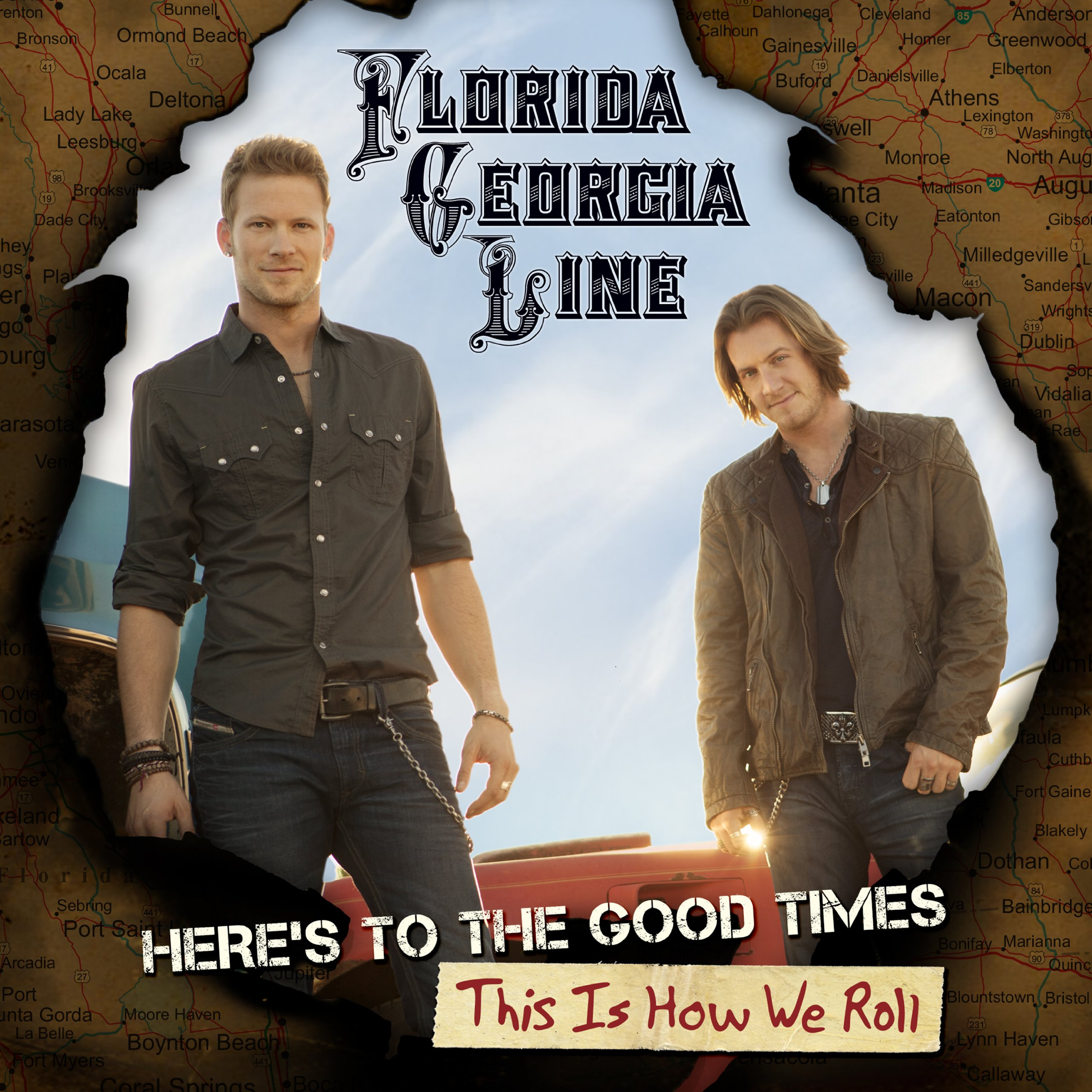 Florida Georgia Line - Here\'s to the Good Times / This Is How We Roll (With DVD, 2PC)