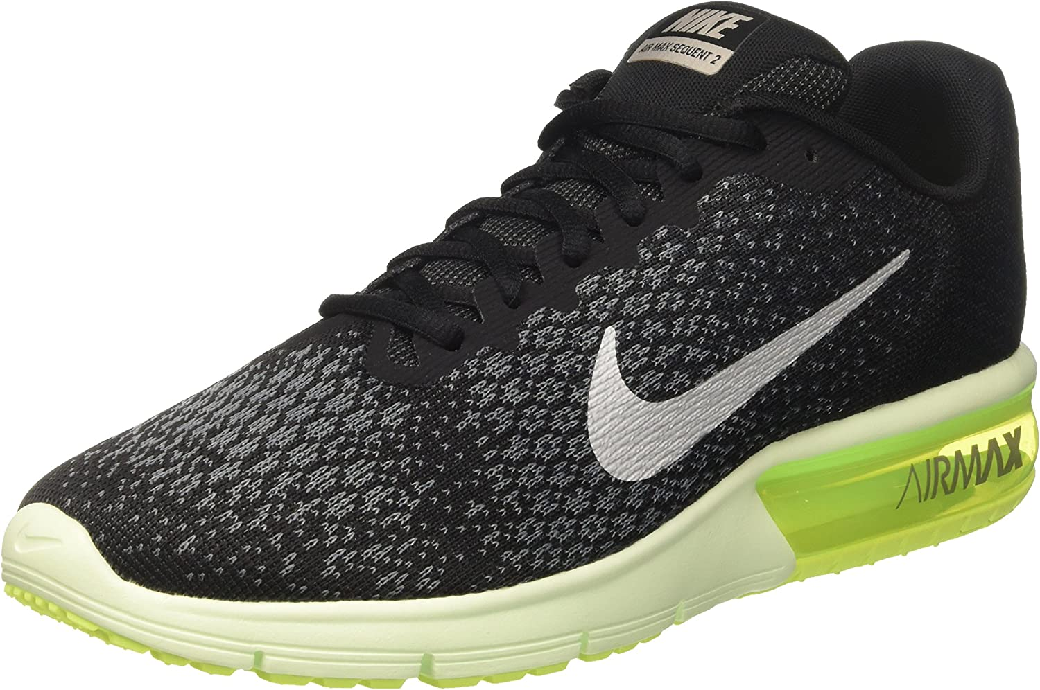 NIKE Air MAX Sequent 2, Zapatillas de Running para Hombre: Amazon.es: Zapatos y complementos