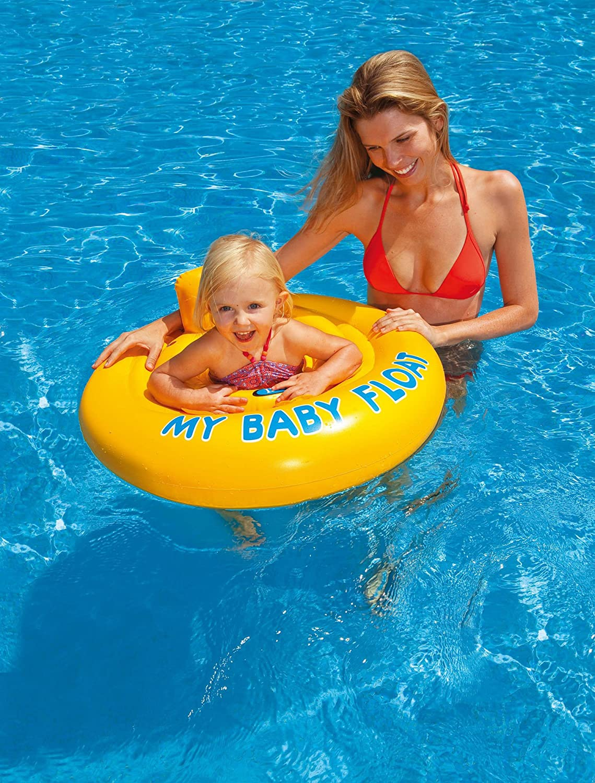 Flotador hinchable de 76 cm para beb/é de 1 a 2 a/ños Intex 56588EU