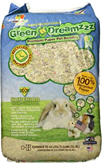 product image for American Pet Green Dreamzzz Bedding,4-Pound (Expands to 44 liters)
