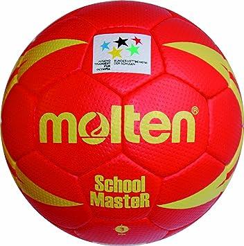 Pelota de Balonmano Color MOLTEN Handball Talla 2